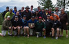 Z's Ryder Cup 2012. Front Row - Jimmy O, Kimba, Yimmy, Father Joe (STB 2012), Zac (MVG 2012), Honest Tommy (US Cap'n), Bergie, Badge 472.  Back - Reggie, Z, Doc Earle, Scotto, Wardie, Swami, Wes, Hank the Tank, McIvarson, E Craig, Chuckie B, Freddy B, Long Island Tom, Killer Kier, Angry Jon