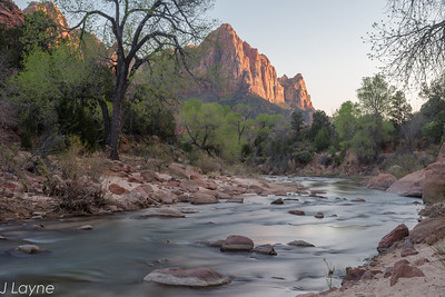 The Virgin River and The Watchman
